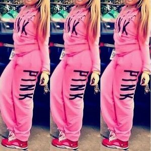 ISO PINK ACTIVEWEAR