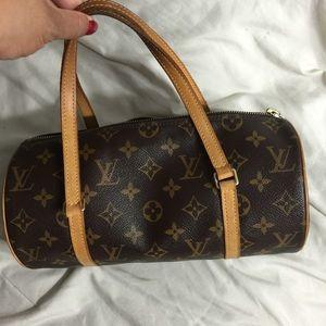100 % authentic Louis Vuitton bag