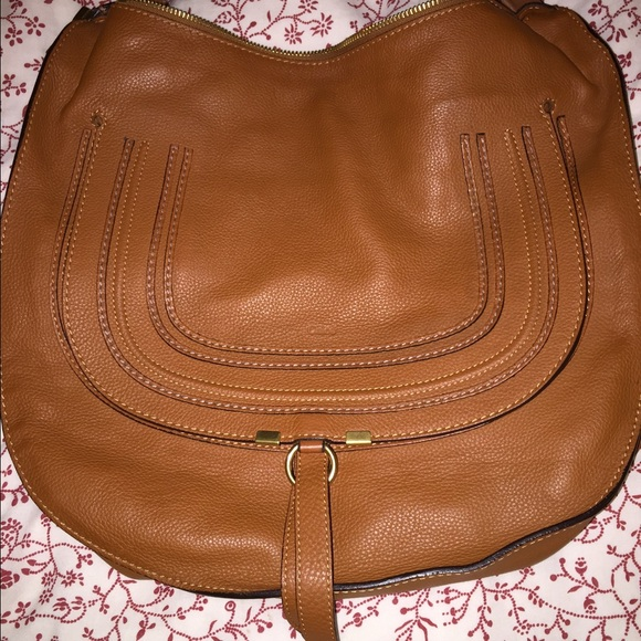 Chloe hobo on Poshmark