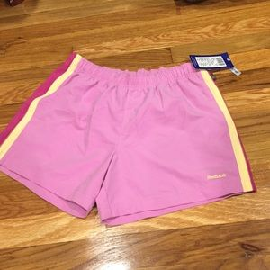 Reebok Pants - FINAL PRICE!! Reebok relaxed work out shorts