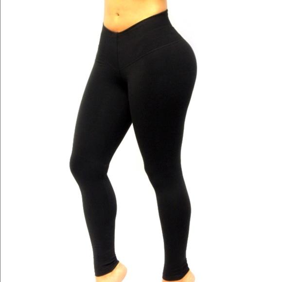 d912b038c1 Woderland Pants | Butt Lifter Legging With Internal Body Shaper ...