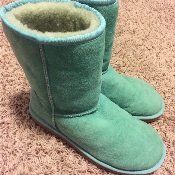 390ae798f5d Tiffany Blue UGGs