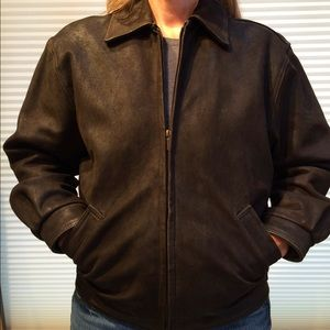 77 Off Coach Jackets Amp Blazers Vintage Coach Leather