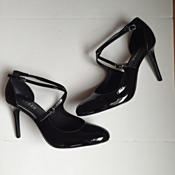 f35f7dd5d7 Ralph Lauren Shoes | Nib Lauren Raquel Pumps | Poshmark