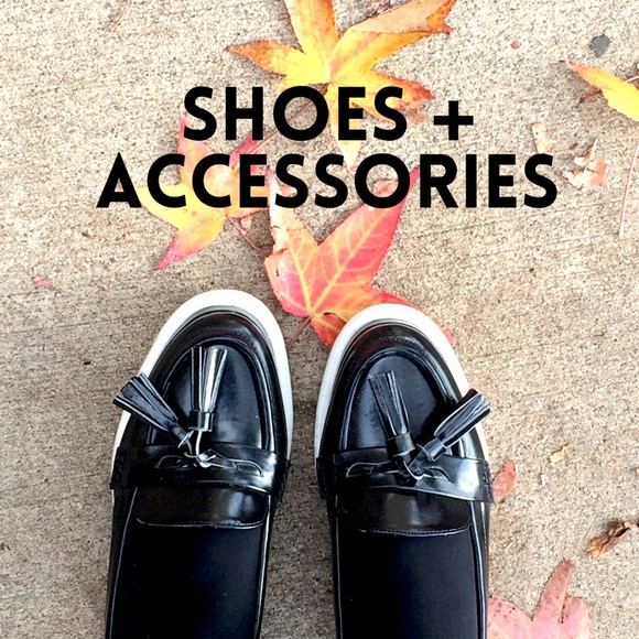 Accessories - Shoes + Jewels + Bags