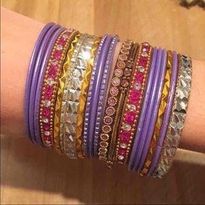 Jewelry - Bangle and ring bundle