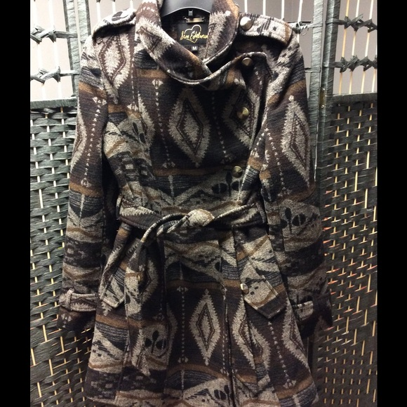 0cc74d2a1ffc Tribal Sam Edelman Coat size Medium missing button.  M 5636e47d981829cbab00745e