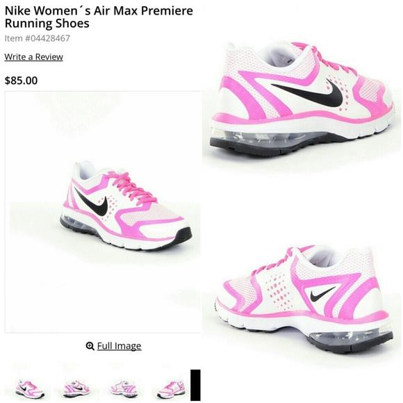 fcec2f8625762 Nike Womens Air Max Premiere Running Shoes NWT