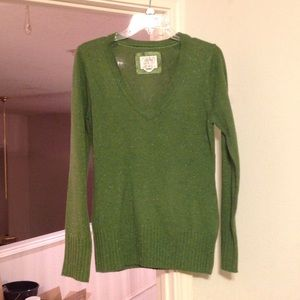 Green Old Navy sweater - M