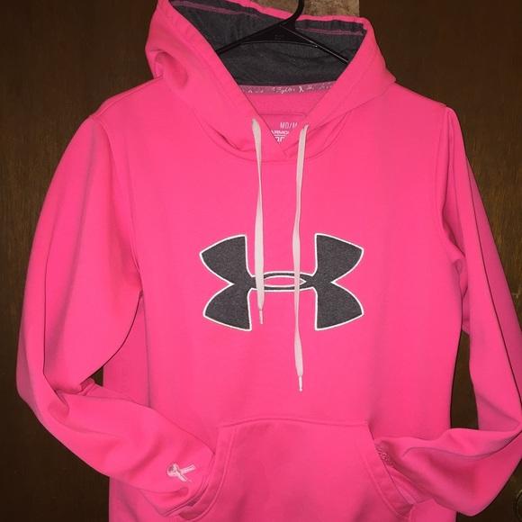 f8313a375 Hot Pink Under Armour Hoodie. M_5636ff974e6748d6f202200d