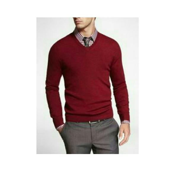 6756631e27510b H&M Sweaters | Hm Mens Merino Knit Sweater | Poshmark