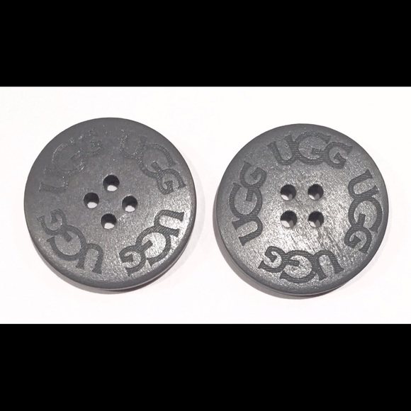 grey ugg replacement buttons