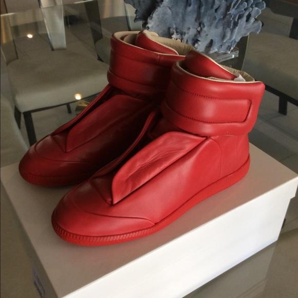 Maison Martin Margiela Future Red Size 7 672c4c702