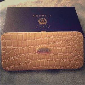 Handbags - Vecceli Italy wallet