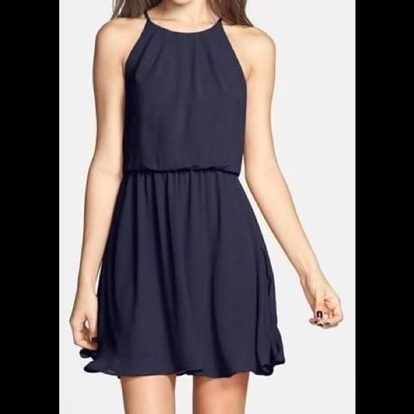 Lush Chiffon Dress
