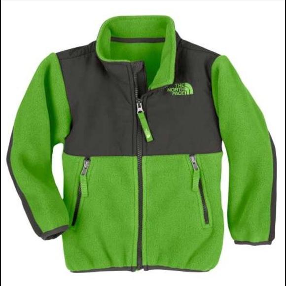 ba17ef991 NWT BOYS (7/8) North Face Denali Fleece Jacket NWT