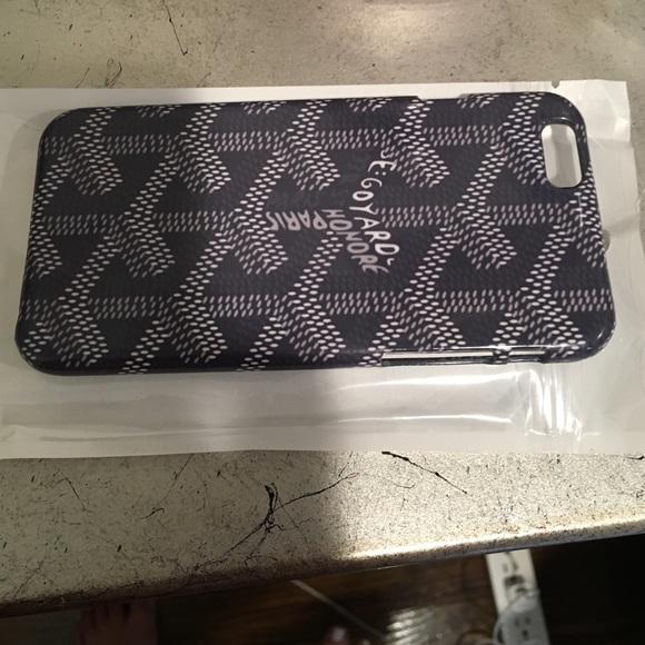 goyard iphone 6 case