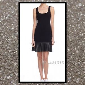 1HR SALE NWT Bailey 44 Black Sleeveless Dress $207