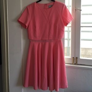 Brand NEW! Flirty Coral dress