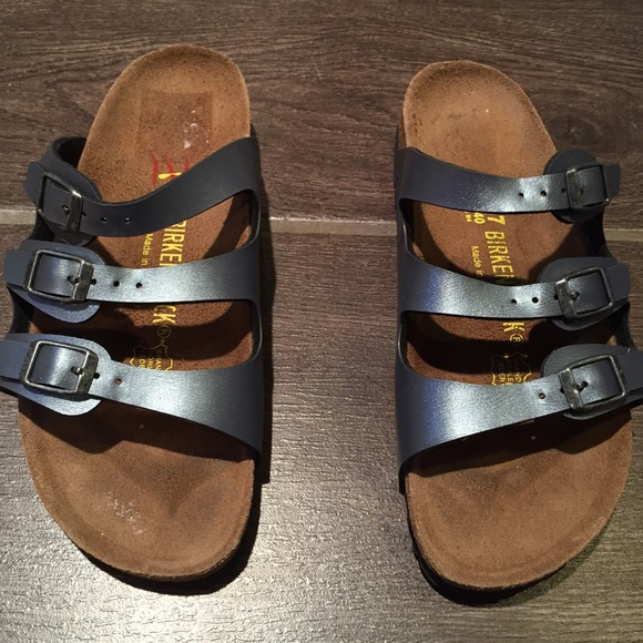 2f3c82b9a92 Birkenstock Shoes - Birkenstock 3 strap sandals