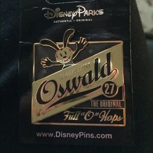 Disney park official pin