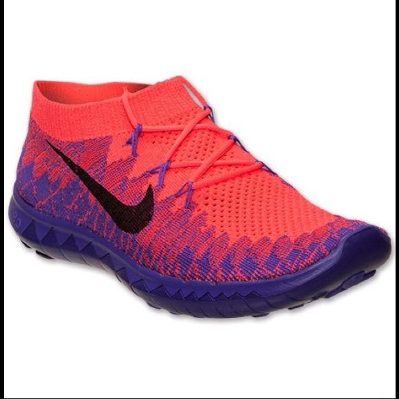 on sale 08c0e ca2fb Nike Shoes - Women s 81 2 Nike free 3.0 flyknit purple neon