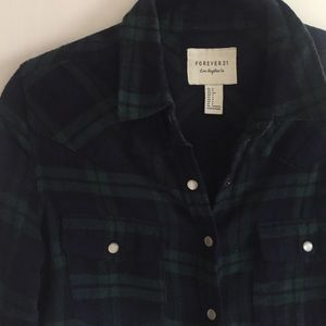 Awesome Fall Flannel