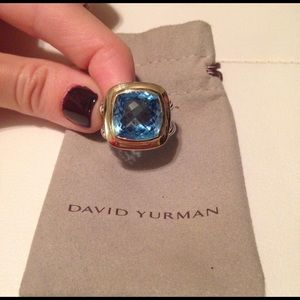 David Yurman large Albion ring