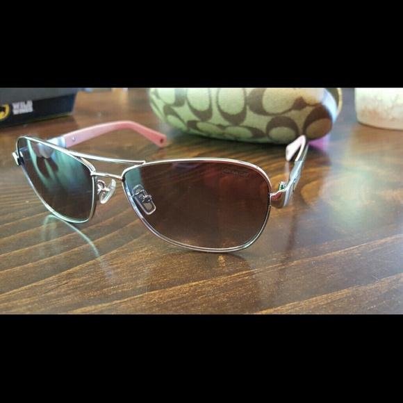 aa7197f517e3 Coach Accessories | Caroline Sunglasses | Poshmark