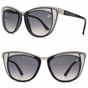 Swarovski Accessories - Swarovski Diva Cateye Sunglasses NTW