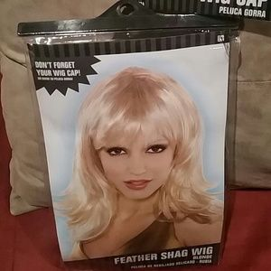 Accessories - Blonde Wig , Never used or worn