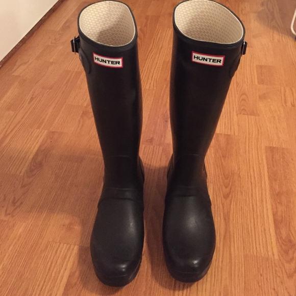 8c70fad18bd Hunters Women's Original Tall Rain Boot