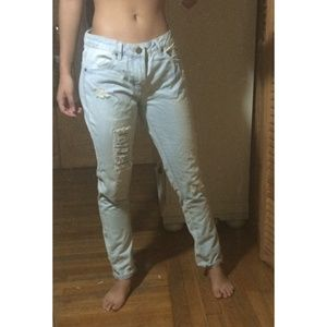 Pants - Boyfriend Jeans