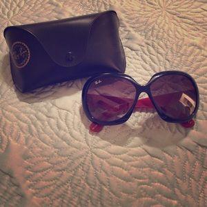 Ray Bans sunglasses. Jackie ohh II