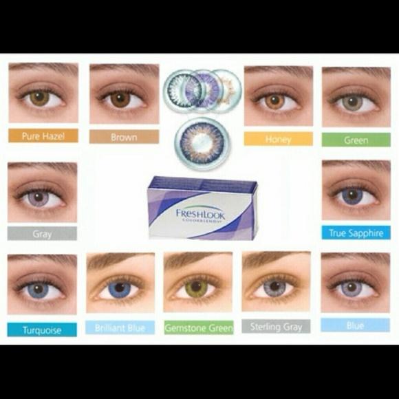 freshlook other contact lenses poshmark