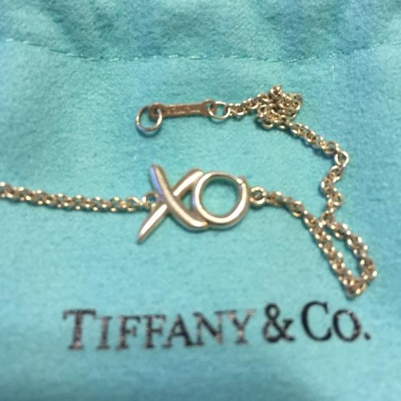 34bb81a6e Tiffany and co Paloma Picasso xo bracelet. M_56381ad37eb29fd07d027caf