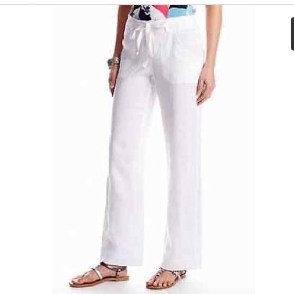 85% off Cynthia Rowley Pants - ✔️REDUCED✔️Cynthia Rowley White ...