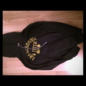⚡️SALE⚡️ MENS size S. Abercrombie and Fitch hoodie