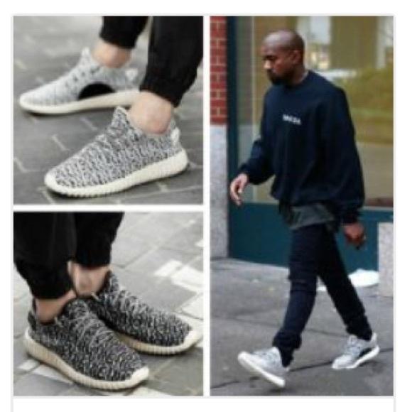 3a80e1da8ac Kanye West x Adidas Yeezy boost 350. M 5638286b291a356dc6005822