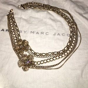 Marc Jacobs statement necklace