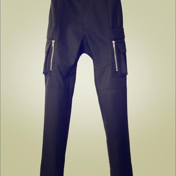 Excellent Cargo Pants | Khaki Green | Women | Hu0026M US