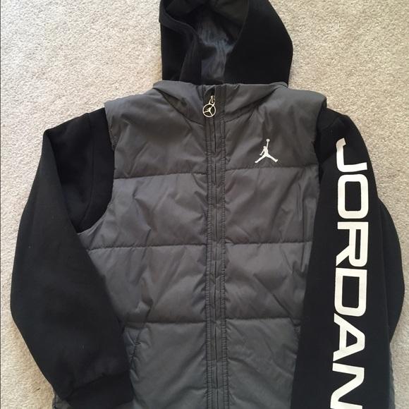 boys jordan jacket