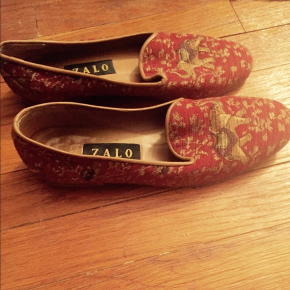 Zalo Shoes Size