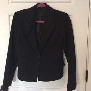 Express black blazer size 4