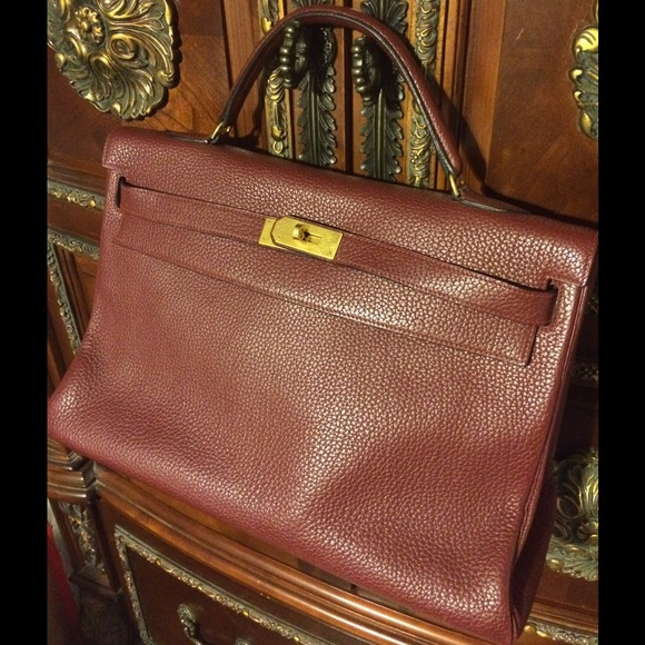 037e1b613e2 Hermes Bags   40cm Kelly Available At Anns Fabulous Finds   Poshmark