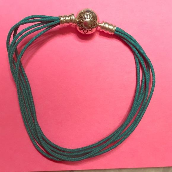 939c3d5b59f ... czech never worn pandora string bracelet 035ac 3394a