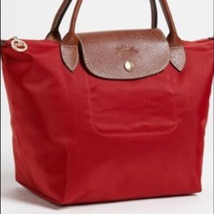 Mini Le Pliage Longchamp purse