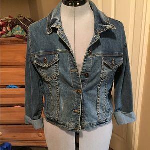 Jackets & Blazers - Delia's Denim Jacket