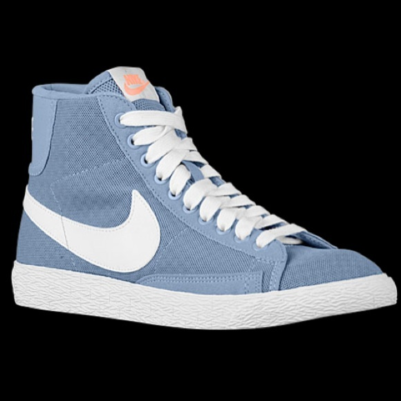 new product f705f 6d018 WOMEN S NIKE BLAZER MID-MESH (Color  Cool Blue). M 56393e762fd0b72f2c00380d