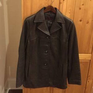"""Siena Jackets & Blazers - """"Siena"""" Leather jacket"""